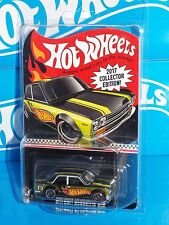 Hot Wheels 2017 Kmart 1st Qtr Mail-In Promo Datsun Bluebird 510 w/ Real Riders