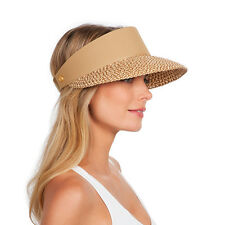 Eric Javits Women's Head-wear Champ Visor (Peanut)
