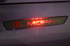 Vinyl Decal Rear Side Marker MOPAR Wrap for Dodge Challenger 15-16 Matte Black