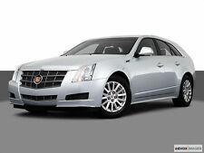 Cadillac : CTS Luxury Wagon 4-Door
