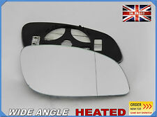 Wing Mirror Glass VAUXHALL VECTRA C 2002-2009  Aspheric HEATED Right Side #F021