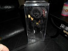"☆☆ ""The End""  Bear Retired TY Beanie Baby 1999 & TAG in Plastic Display Case ☆☆"