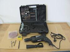 Practus Profitool Schlagbohrmaschine Bohrmaschine 12539 - Koffer & Zubehör 1050W