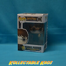 Harry Potter - Triwizard Harry Potter with Egg Pop! Vinyl - Manufacturer FAULTS