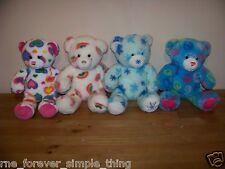 Retired Build A Bear Workshop Bears Lot BABW Very Cute!!! Lot 2