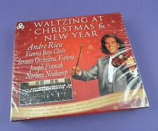 Waltzing At Christmas & New Year , Andre Rieu etc.  3 CD Set – Still Sealed