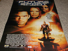 FUTURE SPORT POSTER TERRORISM DEAN CAIN VANESSA WILLIAMS WESLEY SNIPES  CHOW