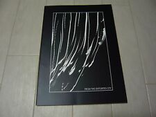 "THE GAZETTE tour Pamphlet ""FROM THE DISTORTED CITY"" / RUKI REITA AOI KAI URUHA"