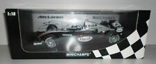 Certificado de autenticidad firmado Minichamps Mercedes McLaren 2004 MP4/19 David Coulthard 1:18 Rara