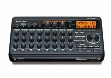 New TASCAM DP-008EX Digital Portastudio 8-Track Portable Multi-Track Recorder