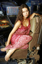 Summer Glau 24X36 Poster Print Firefly Serenity glamour
