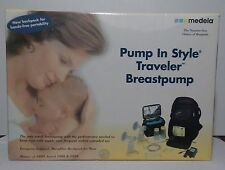 Medela Pump in Style Advanced Double breast pump travel bag bundle NICE in Box
