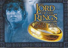 2003 Topps New Line Productions Lord of the Rings Return of the King 20 Card Set