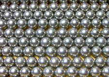 100 Stück Stahlkugeln 9 mm Steel balls sfere di acciaio billes d'acier Schleuder
