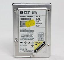 Western Digital Caviar 310200 AC310200-00RTT2 IDE Hard Disk Drive HDD 10262.5MB