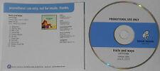Trails And Ways - Pathology - Promo CD