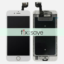 Gold LCD Display Touch Screen Digitizer Assembly Replacement For iPhone 6S Plus