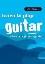 Playbook - Learn to Play Guitar