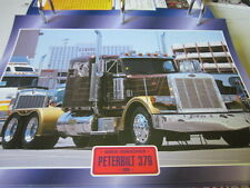 Super trucks sombreritos tractores estados unidos Peterbilt 379. 1999