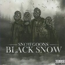 Black Snow [PA] by Snowgoons (CD, Jun-2008, Babygrande Records)