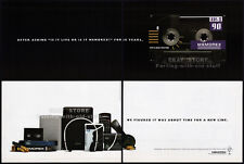 MEMOREX__Is It Live...__Original 1992 Trade Print AD promo_poster__INDUSTRY ONLY