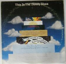 Moody Blues - This Is The Moody Blues USA 2LP FOC