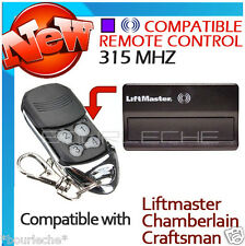 Sears Craftsman 139.53753 One button Garage Door Opener remote transmitter 315mh