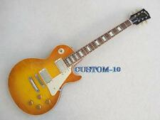 2014 Gibson Les Paul Custom Shop Historic 1958 '58 Reissue Iced Tea VOS New