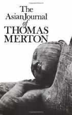 The Asian Journal of Thomas Merton (New Directions Book)-ExLibrary
