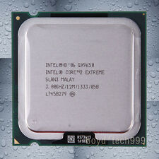 Intel Core 2 Extreme QX9650 CPU Processor 3 GHz 1333 MHz LGA 775/Socket T