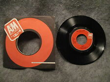"""45 RPM 7"""" Record G.T. On The Line 1983 A & M Records AM-2554 EXCELLENT VINYL"""