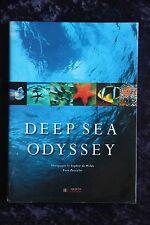 Yves Paccalet - Deep Sea Odyssey HC/DJ spectacular underwater ocean photos