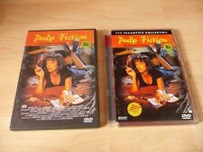 DVD Pulp Fiction - Quentin Tarantino - Kult - Uma Thurman