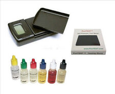 6 Gold Testing Acid Kit Stone Digital Scale Test 10k14k18k22kring Jewelry Tester