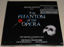 HIGHLIGHTS from THE PHANTOM of the OPERA ( Crawford, Sarah Brightman) K2HD CD