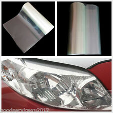 Transparent 30cm*100cm Car Headlight Protection Tint Vinyl Film Sheet Wrap Decal