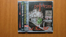 Blitzkrieg - Back From Hell + 3 bonus tracks  JAPAN Edition