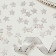 Silver Star Table Confetti - Christmas/Wedding/Birthday Party Table Decoration