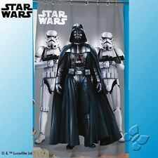 New Disney STAR WARS DARTH VADER STORM TROOPERS Curtain Window Drapes