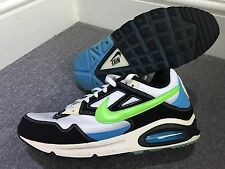 Men'S Nike Air Max Skyline Athletics West Scarpe Da Ginnastica Bianco/Verde/Blu UK 11