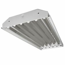 6 Lamp - F54T5HO T5 High Output - Fluorescent High Bay - 120/277V Bulbs Included
