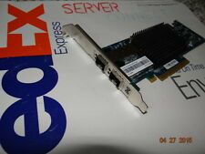 IBM 49Y7941 NETWORK INTERFACE CARD NIC 10GB/S DUAL ETHERNET 49Y7942 49Y7940