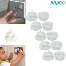20 Plug Socket Cover Baby Proof Child Safety Protector Guard Mains Electrical UK