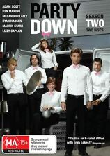 Party Down : Season 2 (DVD, 2011, 2-Disc Set) - Region 4