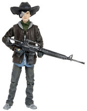 THE WALKING DEAD COMIC BOOK SERIES 4 CARL GRIMES 5-INCH ACTION FIGURE