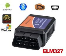 ELM327 Bluetooth OBD2 OBDII V2.1 Car Diagnostic Scanner Code Reader For Android