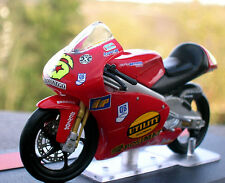 APRILIA RSW 125 2004 RACING moto, in caso di plexiglas BIKE 1/24 MOTO GP