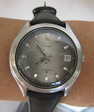 Rare Vintage Men SEIKO Designer Automatic Wrist Watch JAPAN Calibre 6309