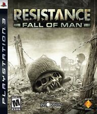 Resistance: Fall of Man - Playstation 3 Game