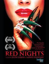 RED NIGHTS DVD